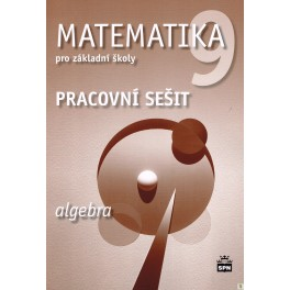 MATEMATIKA 9 - pracovní sešit